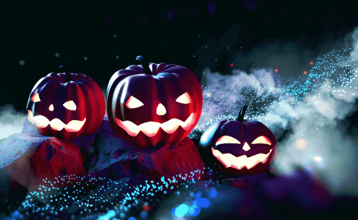Halloween and Cyber-Security: Malware in Disguise